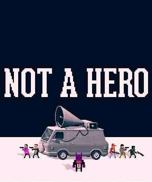 Descargar Not A Hero [ENG][DEFA] por Torrent